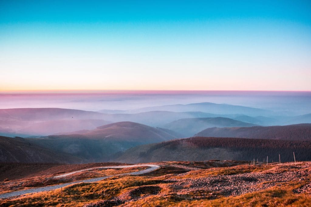 Misty Mountains by Jakub Kriz on Unsplash
